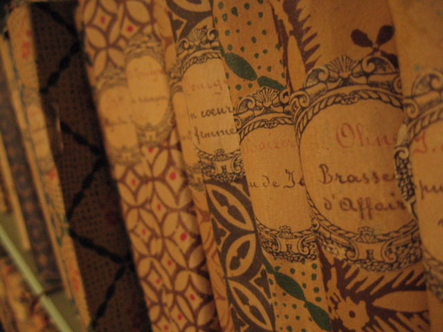 books in Certaldo hostel