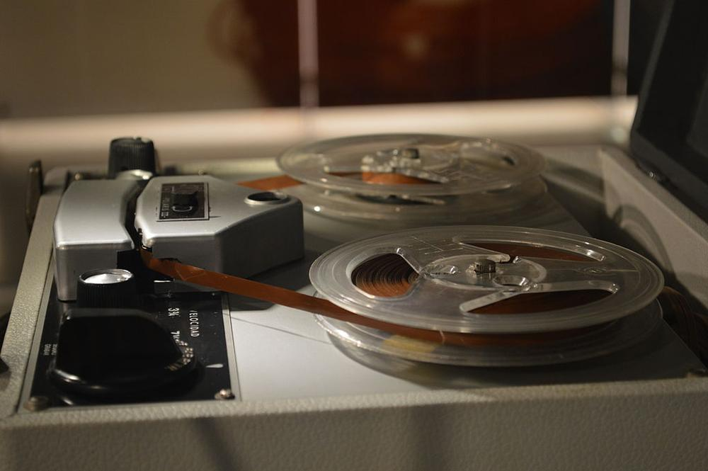 photo of UniversumUNAM47 reel-to-reel recorder