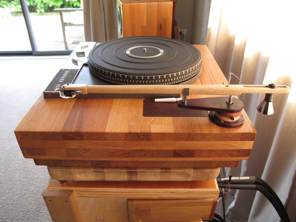 photo of Analog Instruments Apparition tonearm