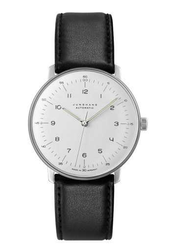 Junghans Max Bill Automatic, from www.junghans.de
